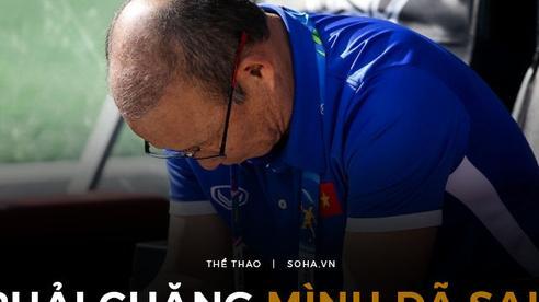 Hạ Malaysia không khó, song liệu thầy Park có thoát cảnh 'thân bại danh liệt' đậm chất déjà vu?