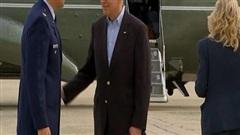 Tổng thống Hoa Kỳ khởi động chuyến công du Châu Âu