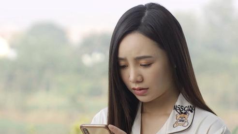 Hãy nói lời yêu tập 18: Tiểu tam tha cho bà Hoài, My hoảng sợ khi Bình nhắn tin