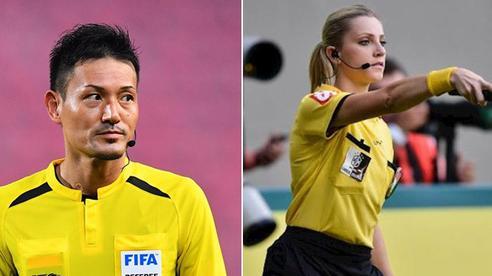 FIFA ra thông báo chính thức, 'chốt hạ' về tin đồn nữ trọng tài bắt trận Việt Nam vs Malaysia