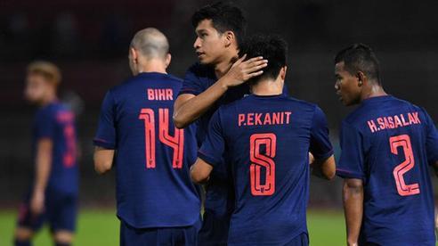 Tuyển Thái Lan phải nhận 'bản án lớn' sau thảm bại ở vòng loại World Cup