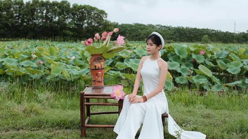 Con gái Hiệp Gà 17 tuổi: Phổng phao, cao lớn, được khuyên đi thi Hoa hậu