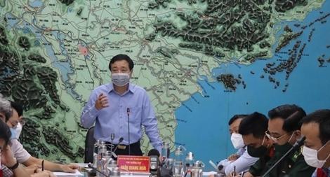 Sáng 13/6, bão sẽ đổ bộ trọng tâm vào các tỉnh từ Thái Bình đến Thanh Hoá