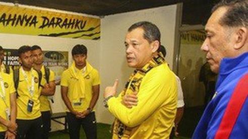 Fanpage Liên đoàn bóng đá Malaysia có động thái lạ sau trận thua Việt Nam