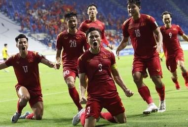 Clip Việt Nam thắng Malaysia trong trận đấu đầy kịch tính, nghẹt thở