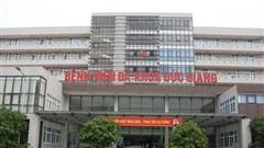 Hà Nội: Nhân viên bảo vệ Bệnh viện Đa khoa Đức Giang dương tính SARS-CoV-2