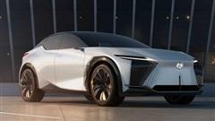 Lộ diện 'Lexus Land Cruiser' - Xe nhà giàu thay thế LX 570