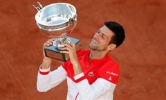 Video trận Djokovic hạ Stefanos Tsitsipas, vô địch Roland Garros 2021