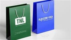 Dịch vụ in túi giấy giá rẻ, uy tín tại Hà Nội