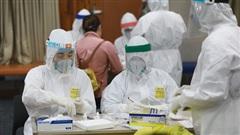 Hà Nội thêm một ca dương tính SARS-CoV-2 ở Bệnh viện Đức Giang