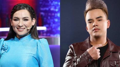 Phi Nhung tiếp tục bị một nam ca sĩ tố nói dối chuyện đi hát miễn phí ở chùa: 'Bên trong ghê gớm lắm quý vị'