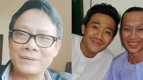 Lên tiếng nhắc nhở Hoài Linh, Trấn Thành, nghệ sĩ Tấn Hoàng: 'Tôi không việc gì phải e dè, sợ sệt ai cả'