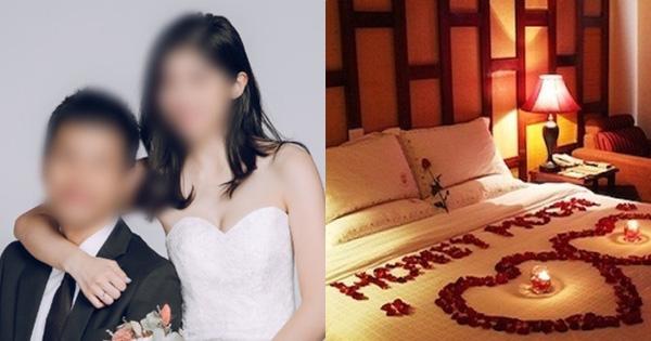 Chú rể khiến cô dâu rơi vào đêm tân hôn kinh hoàng vì vài câu nói và màn xử lý gọn gàng đến tận 'gốc rễ' của cô gái trẻ