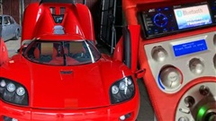 Lộ nội thất đồn đoán của cực phẩm Koenigsegg CCX kịch độc tại Việt Nam: Chuẩn xe cho người chỉ thích lái
