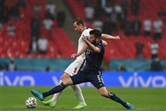 EURO ngày 19/6: Tam Sư bị 'bẻ nanh', tuyển Croatia lâm nguy