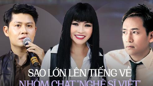Đã có 7 sao Việt lên tiếng về chatroom 'Nghệ sĩ Việt' chuyên nói xấu: Phương Thanh mâu thuẫn, Hiếu Hiền - Diễm Thuỳ tỏ thái độ khi bị kết nạp