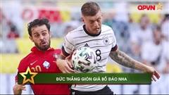 Ronaldo mở tỷ số, Bồ Đào Nha vẫn thảm bại trước Đức