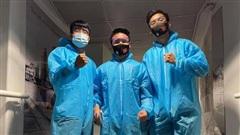 Phát hiện 2 ca nhiễm COVID-19 trên chuyến bay chở đội tuyển Việt Nam trở về