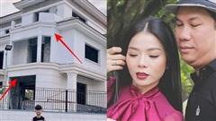 Hé lộ căn biệt thự mới đang xây giá gần 200 tỷ của đại gia Đức Huy sau khi ly hôn Lệ Quyên