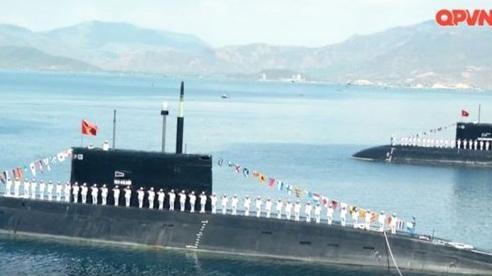 Bước phát triển mới của lực lượng tàu ngầm
