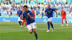 Điểm tin 21/6: Italia toàn thắng vòng bảng Euro 2020, Shaqiri tạosiêu phẩm giúp Thụy Sĩ thắng Thổ Nhĩ Kỳ