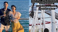 Cơ trưởng trẻ nhất Việt Nam kể chuyện hẹn hò cực sốc khi dắt bạn gái bay sang Singapore cho ngồi tàu lượn xong về!