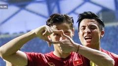 'Chung bảng với ĐT Trung Quốc thì tốt quá, chúng ta dễ kiếm về trận thắng!'