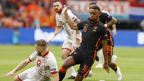 Điểm tin 22/6: Hà Lan và Bỉ toàn thắng vòng bảng, Áo và Đan Mạch giành vé đi tiếp