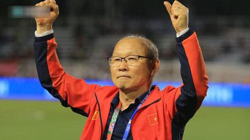 HLV Park Hang-seo nhận 'món quà đặc biệt' từ quê nhà sau chiến tích lịch sử cùng tuyển Việt Nam