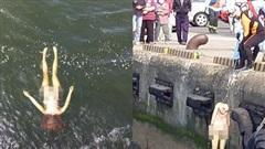 Phát hiện thi thể cô gái trôi trên biển, lực lượng khẩn cấp hùng hậu kéo đến cứu để rồi chưng hửng khi vớt lên