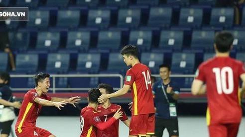 Báo Trung Quốc: 'Bóng đá Việt Nam bị thổi phồng, tuyển Việt Nam cũng thường thôi'