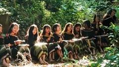 Độc đáo Chiêng nữ Tây Nguyên