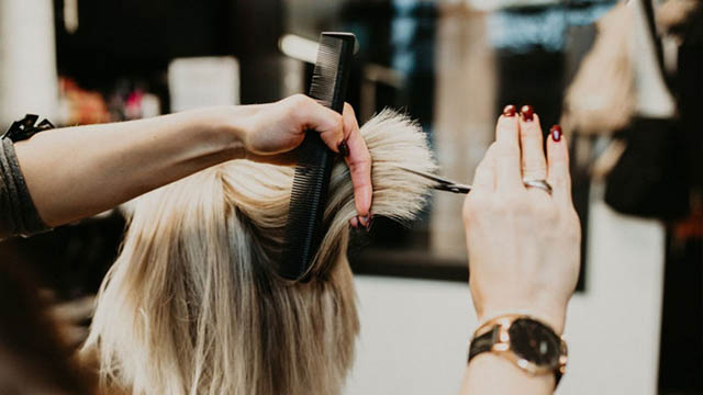 Thu thuế kinh doanh cắt tóc, massage, gội đầu.. không mới