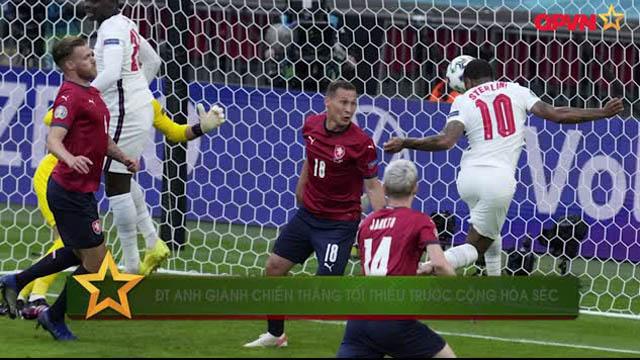 Điểm tin 23/6: ĐT Anh và Croatia lọt vào vòng 1/8 với chiến thắng thuyết phục trước CH Séc và Scotland