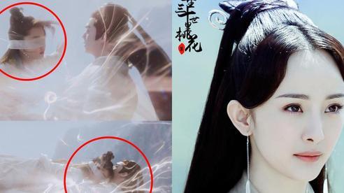 Châu Đông Vũ bị chê xấu, tạo hình còn giống hệt Bạch Thiển - Dương Mịch ở Tam sinh tam thế Thập lý đào hoa