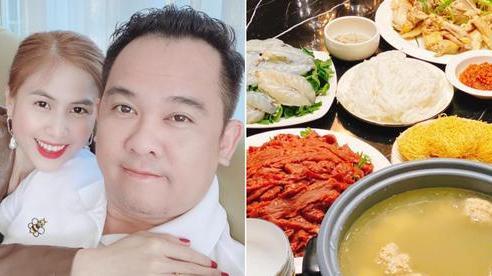 Mâm cơm nhà sales Mẹc 'khét tiếng' Sài Gòn, như này bảo sao không thích ra ngoài ăn, chỉ mê đồ vợ nấu!