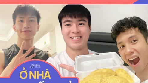 Lên sóng ngày cách ly thứ 6 của ĐT Việt Nam: Dàn tuyển thủ thi nhau 'so deep' nhưng vẫn không quên tập tành giữ dáng