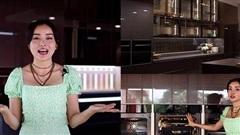 Hot girl Việt lấy đại gia Thái khoe căn bếp 3,7 tỷ: 'Đây là thuyết âm mưu của chồng tôi'