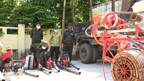 Thừa Thiên - Huế tăng cường phòng, chống cháy rừng