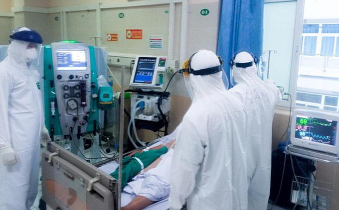 Bộ Y tế công bố ca tử vong thứ 71 và 72 liên quan đến COVID-19