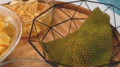 Hot Tiktoker bày cách ăn cả quả mít luôn vỏ lẫn hạt mà không cần phải bỏ thứ gì khiến ai cũng bất ngờ