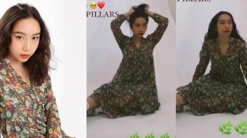 Diện váy rõ 'dừ' nhưng con gái Mỹ Linh vẫn cân đẹp, nhìn hậu trường không photoshop mà ngỡ ngàng vì nhan sắc và thần thái