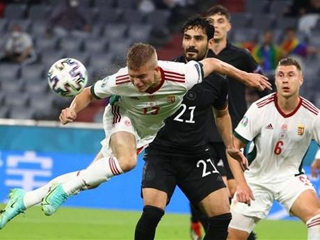 Đội tuyển Hungary ngẩng cao đầu nói lời chia tay EURO 2020