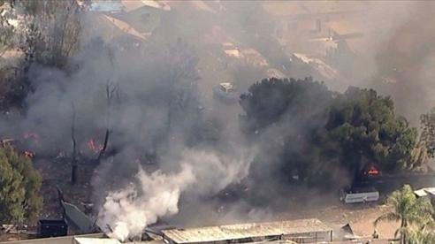 Cháy lớn tại trường võ thuật ở Trung Quốc, ít nhất 18 người thiệt mạng