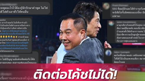Fan Thái Lan đứng về phía HLV Nishino, đặt nghi vấn LĐBĐ nước nhà giở trò lừa bịp