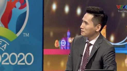 Khách mời lỡ miệng trên sóng truyền hình, BTV Quốc Khánh 'chữa cháy' thế nào mà được khen tới tấp?