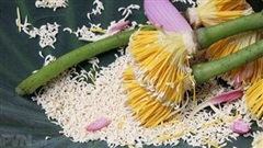 Nghề ướp trà sen gia truyền ở Hà Nội