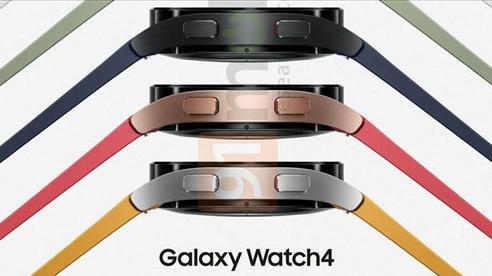 Lộ thiết kế của Samsung Galaxy Watch 4
