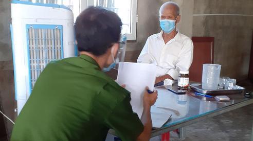 Đang cách ly nhưng lại... vắng nhà, người đàn ông ở Hà Tĩnh bị phạt 7,5 triệu đồng