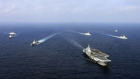 Báo Mỹ chỉ điểm yếu chí mạng trên những chiếc tàu sân bay Trung Quốc